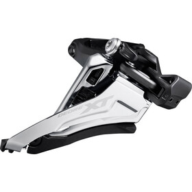 Shimano Deore XT FD-M8100 Front Derailleur 2x12 Side Swing Mid Clamp Front-Pull black